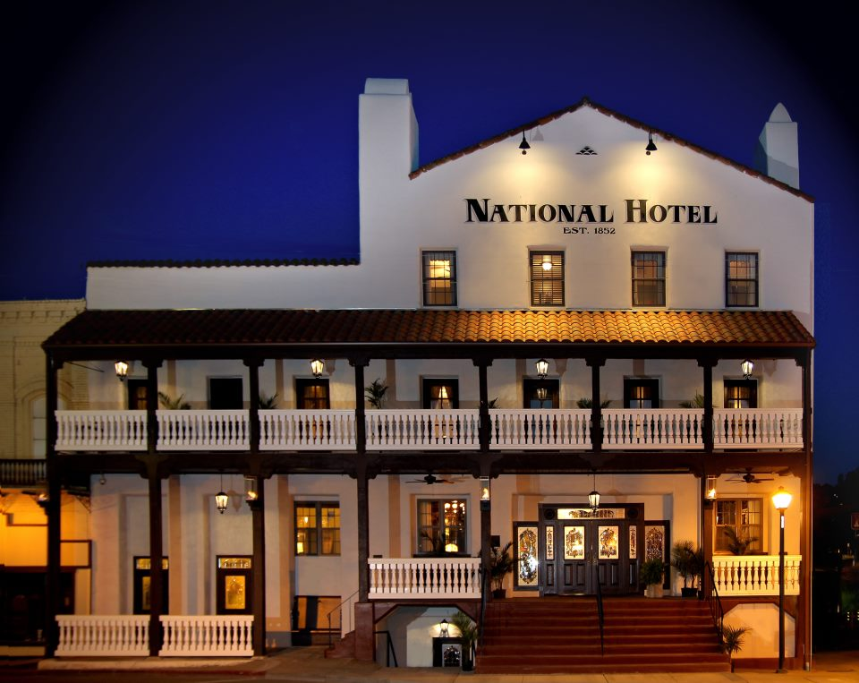 The National Hotel Jackson Ca Gold Country Weddings